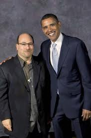 Craig Newmark - CEO of Craigslist - #1 Pimp in America with friend Obama